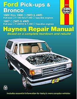 1993 ford f150 repair manual free download