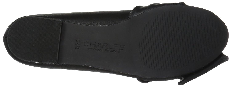 Charles by Charles David Women's Darcy Ballet Flat B06XKFC7KR 7 B(M) US|Black