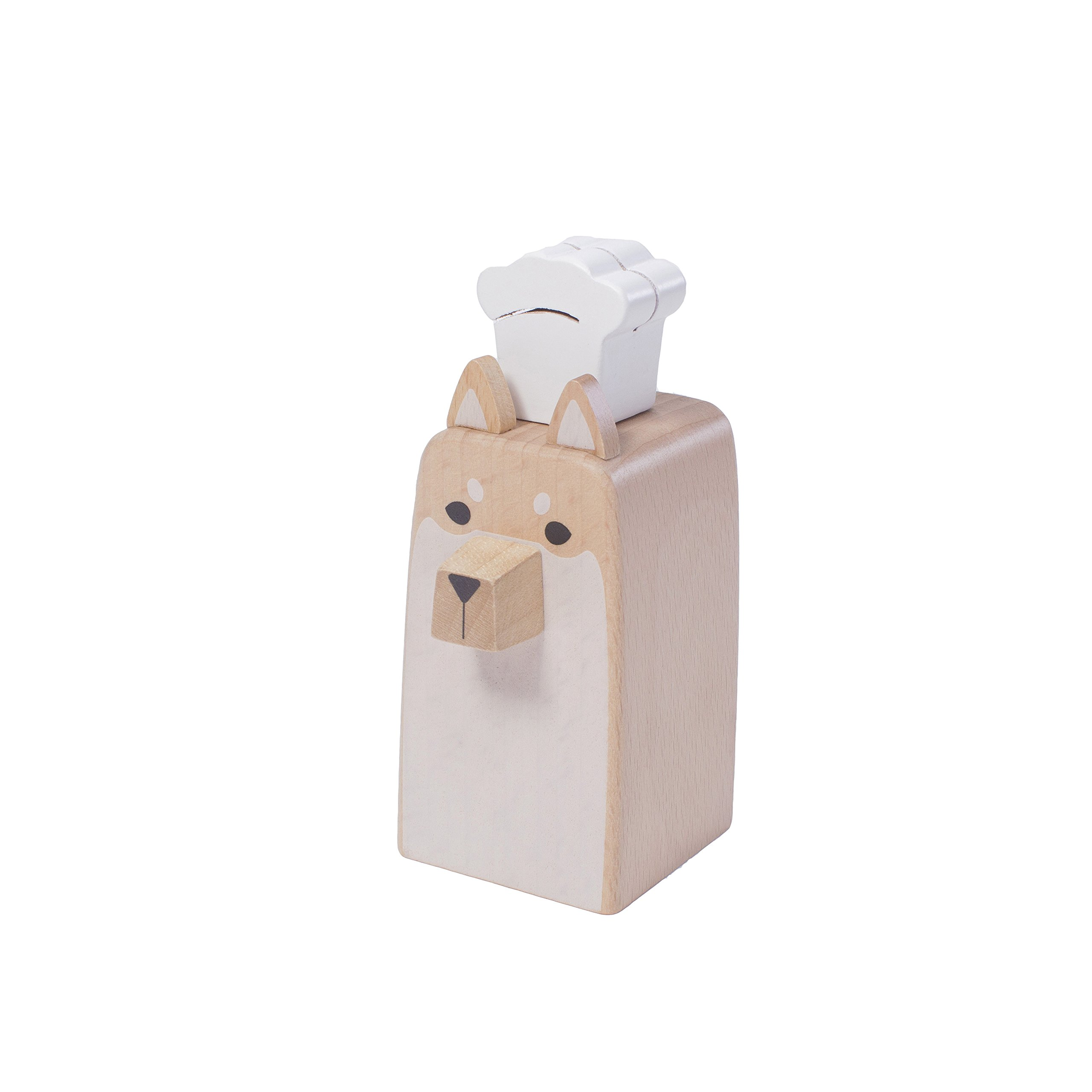 Faithful Dog designed Cruet -SHIBAINU