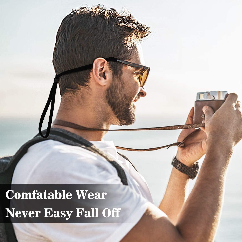 Retainer Glasses Holder Universal Fit Rope Sport Unisex Sunglass Strap Eyeglass Chains Lanyard 10 Pcs Eyeglasses Cord