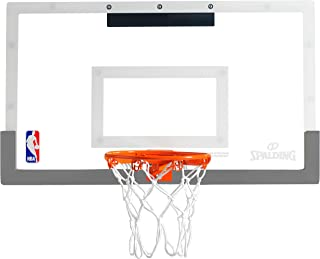 Spalding NBA 180 Breakaway Over-The-Door Mini Basketball Hoop