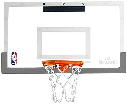 Amazon.com   Spalding NBA 180 Breakaway Over-The-Door Mini ... 9267ea268b