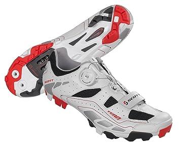 Scott bicicleta guantes MTB Team Boa 48: Amazon.es: Deportes y ...