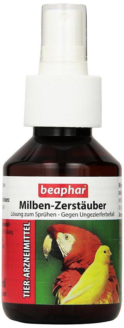 Milbenzerstäuber Vogel 100 ml ZOO - Beaphar