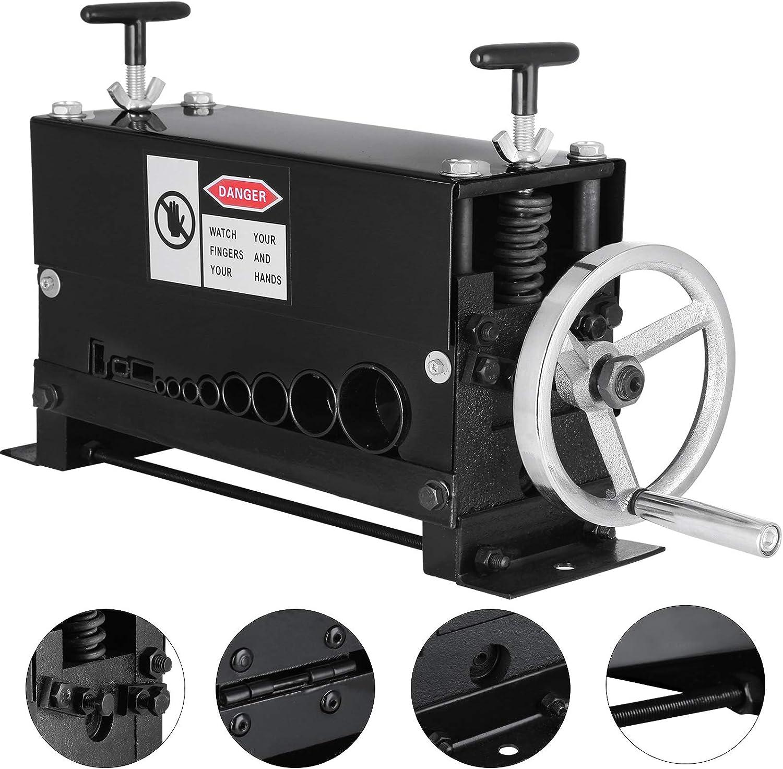 VEVOR Máquina de Pelacable 1.5mm a 38mm Máquina Peladora de Cables Máquina para Pelar Cables