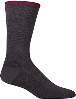 product image for Farm To Feet Women's Dobson Lightweight Sock,Charcoal,US M