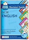 GCSE English | Pocket Posters: The Pocket-Sized English Revision Guide | 9-1 GCSE Specification | Includes FREE digital edition available for use on computers, smart phones and tablets, with 600 assessment questions!