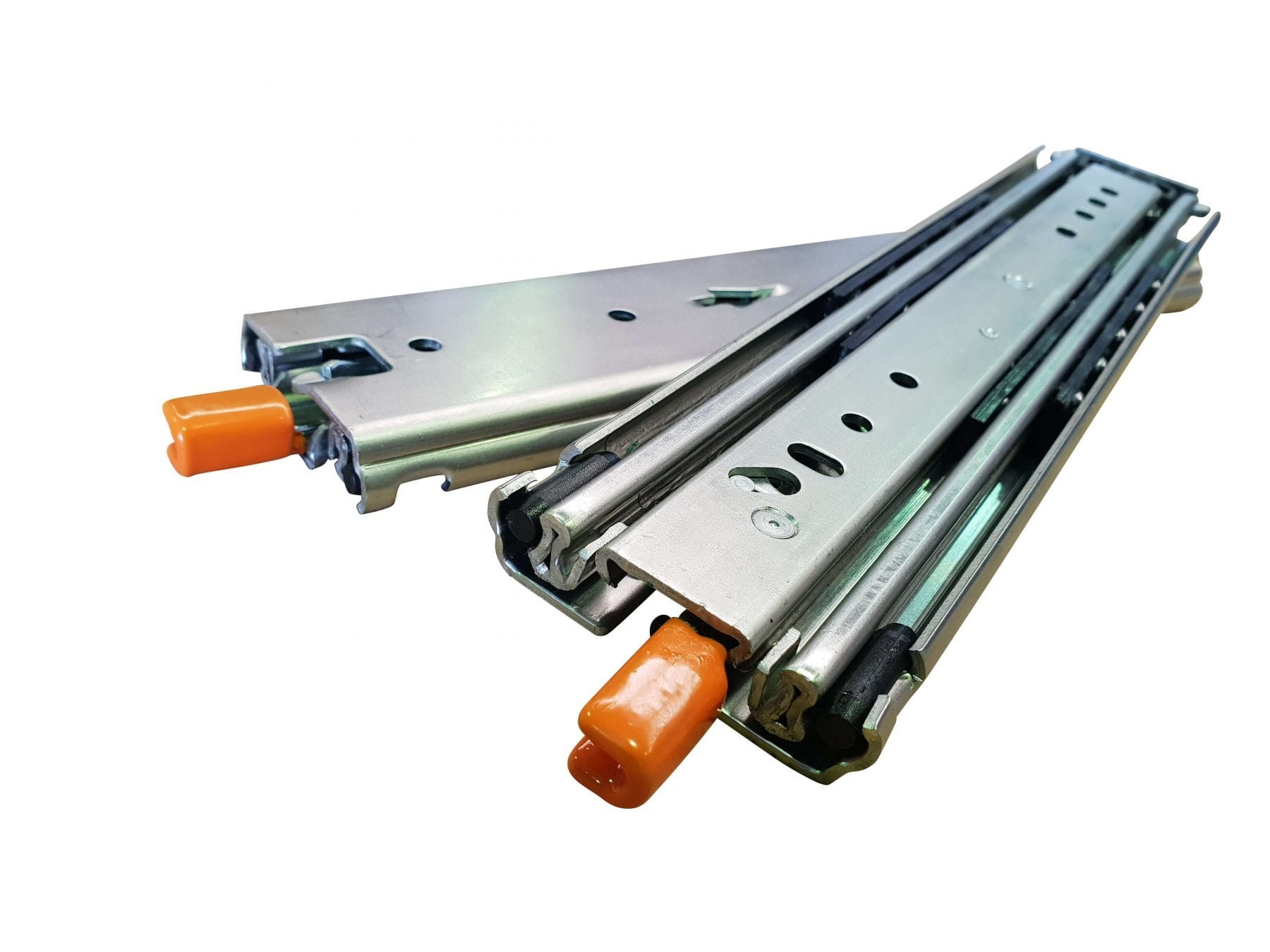 Locking Drawer Slides - 227kg 'Titan Series' (40 inch)
