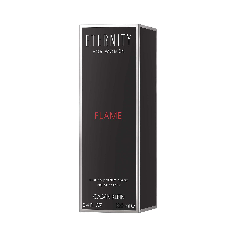 Amazoncom Calvin Klein Eternity Flame Eau De Parfum 34 Fl Oz