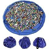 VStoy Il tappetino per giochi semplici e per la bonifica - con Schwupp a bag - ideale per un veloce la raccolta Lego, Dupla e giocattolo weiterm! (Dimensioni - 150cm)