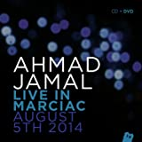 Ahmad Jamal Live in Marciac - August 5th 2014 [CD + DVD]