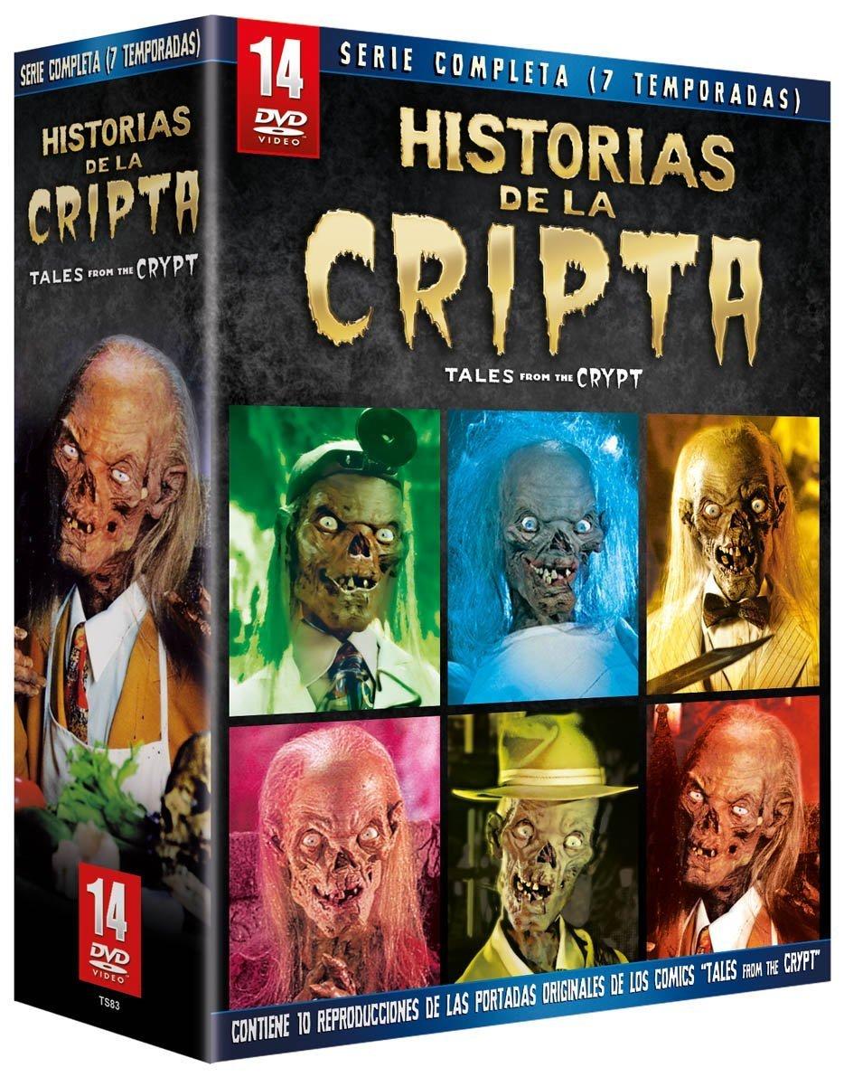 Historias de la cripta - Serie Completa [DVD]: Amazon.es: John ...