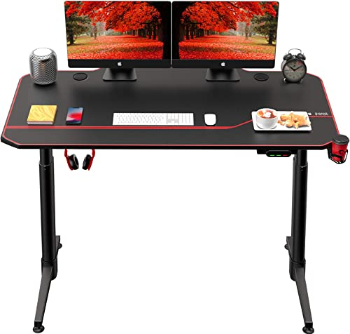 BOSSIN Dual Motor Height Adjustable Electric Standing Desk