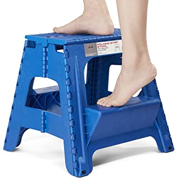 Amazon Com Essentials 21048 15 Quot Folding Step Stool Home