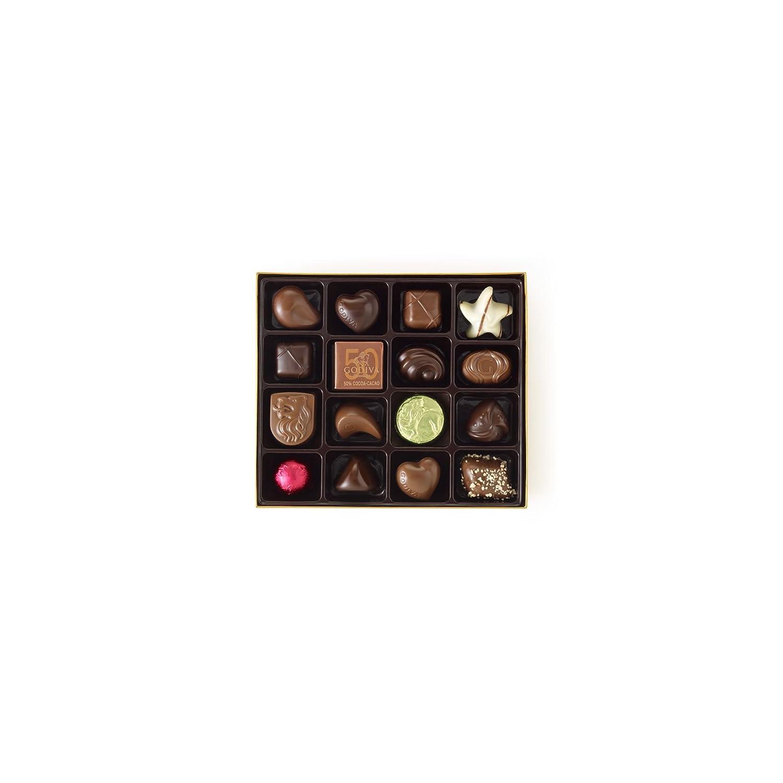 Godiva Chocolatier Happy Birthday Cake Chocolate Truffle Flight