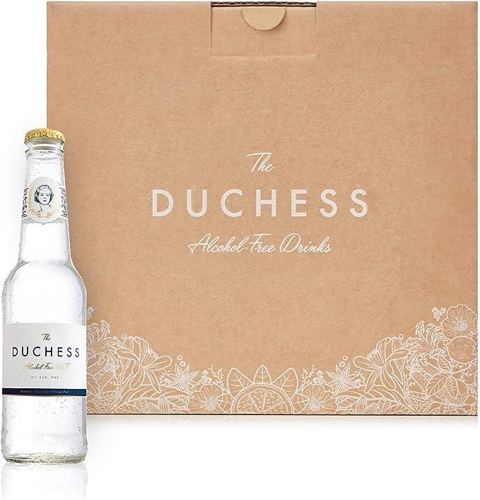 The Duchess Gin & Tonic Sin Alcohol Botanical, Paquete de 12 (12 x 275 ml)