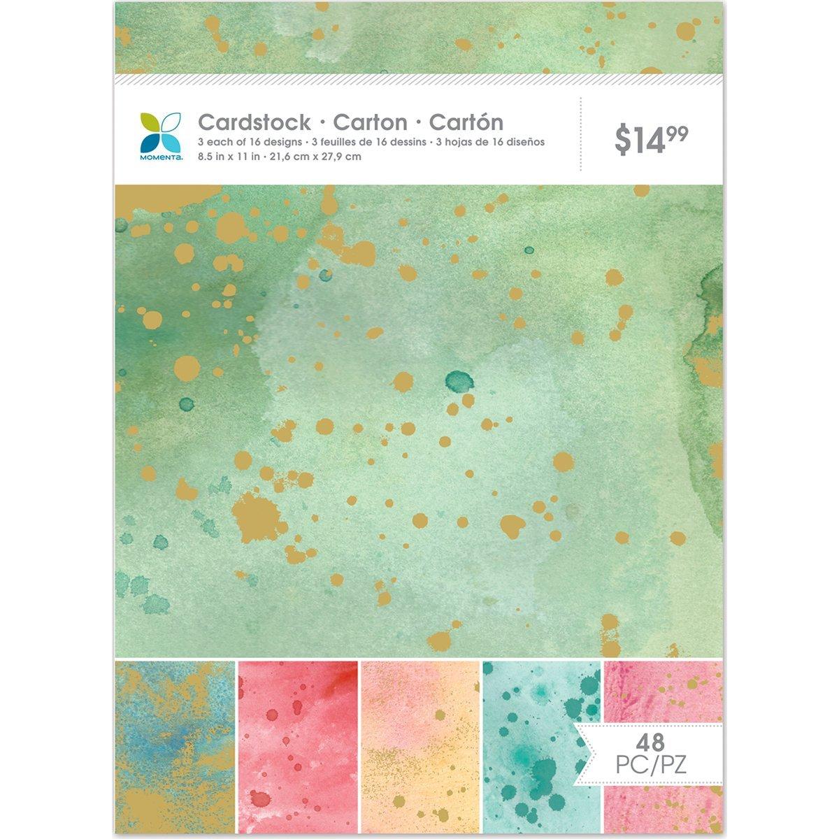 Momenta 29098 Paper, 8.5x11, Multi by Momenta