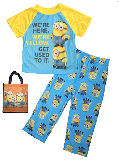 7ea41092cc1feb Amazon.com  Despicable Me Little Boys  Minions We re Here We re ...
