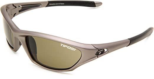 Amazon.com  Tifosi Core 0200400475 Wrap Sunglasses 3dc9d98430