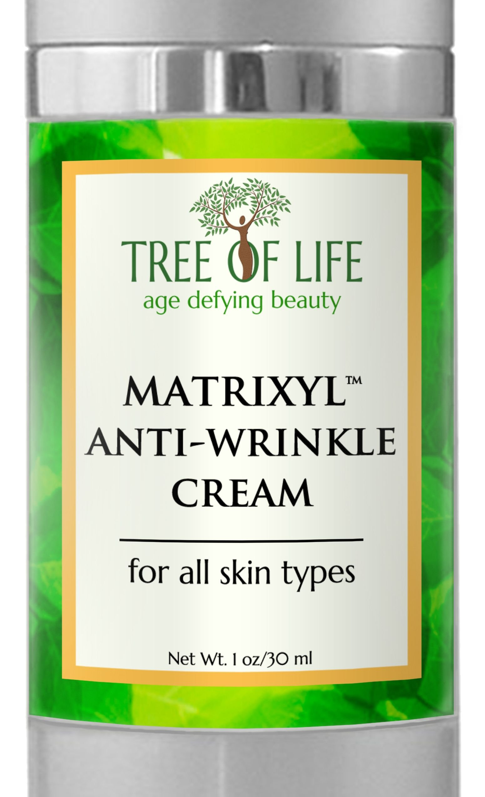 ToLB Matrixyl Anti Aging Moisturizer - The BEST Anti Aging, Anti Wrinkle Skin Brightening Moisturizer