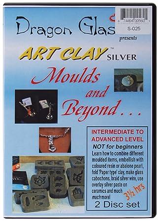 Amazon.com: Art Clay Silver moldes y más allá de DVD: Arte ...