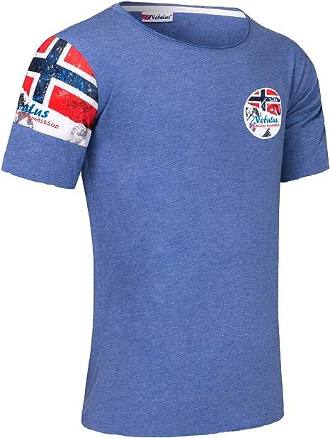 Nebulus Boa - Camiseta para Hombre, Talla L: Amazon.es: Deportes y ...