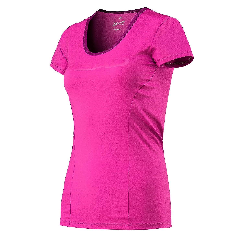 Head Vision Corpo Camiseta Deportiva, Mujer