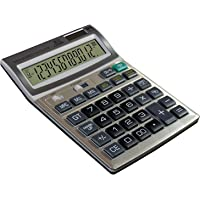 SaleOn™ Financial and Business Office Calculator with Large LCD Display(Black)-671