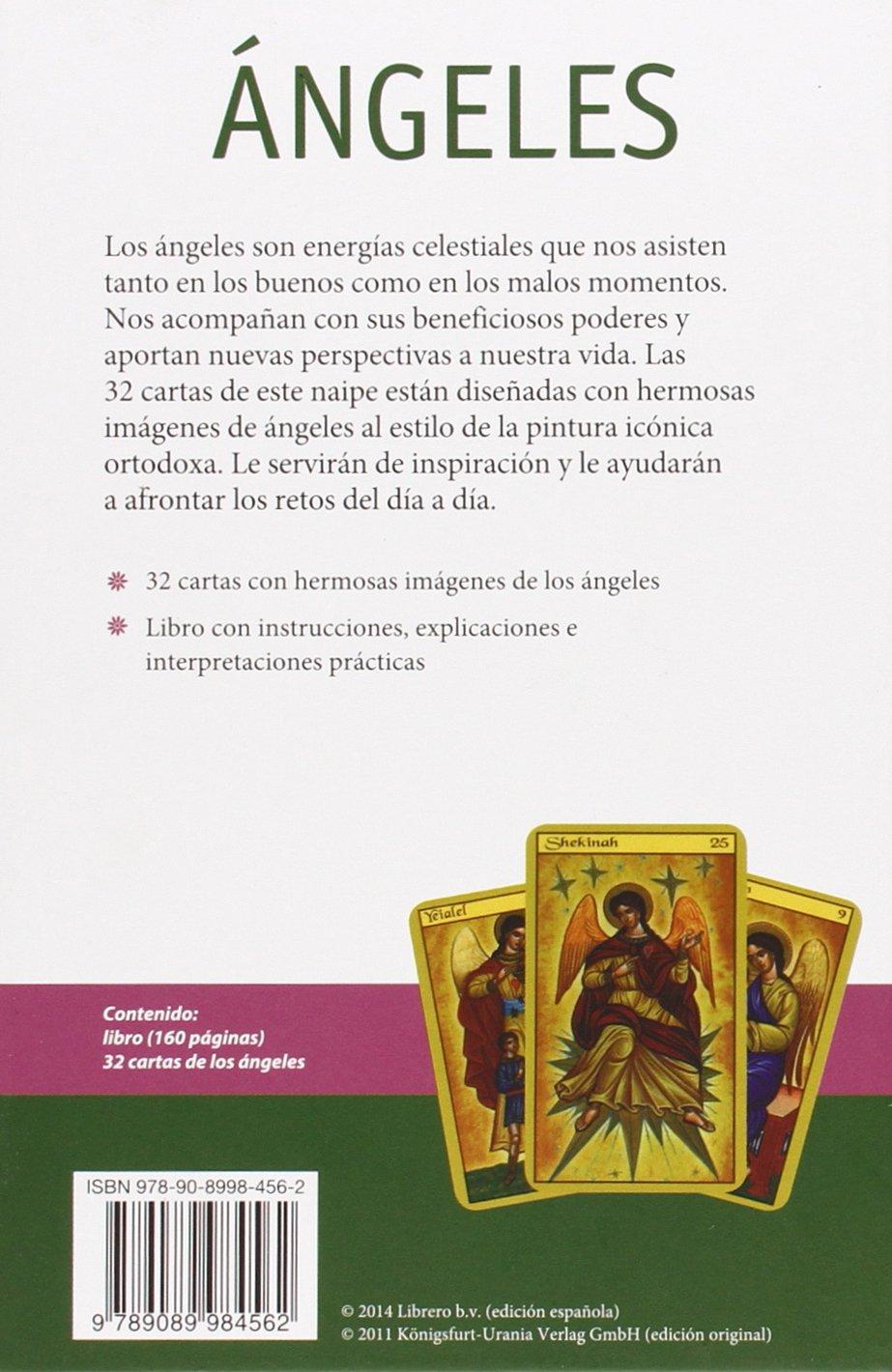 Caja ángeles, libro + cartas: KENDELL(984562 ...