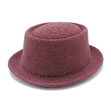 YINUO Gorras Sombrero de Sun para Caballero Carta Dad Boater Sombreros de Fedora Sombrero de Papá