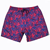 WUAMBO Men's Lightweight Quick Dry Shorts Slim Fit