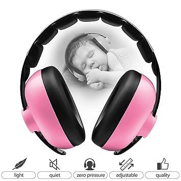 Amazoncom Bbtkcare Baby Headphones Noise Cancelling Headphones For