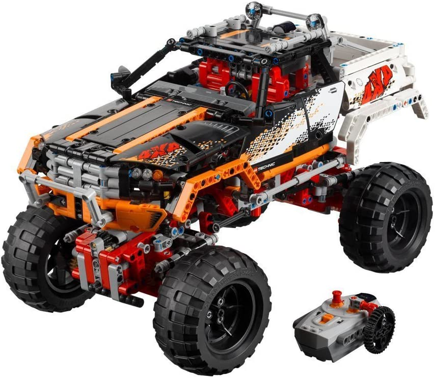 LEGO Technic 9398 4 x 4 Crawler (Discontinued by manufacturer)