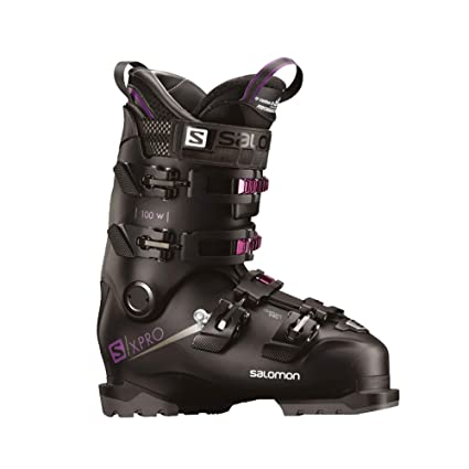 7948b38967 Amazon.com : Salomon X Pro 100 Ski Boot - Women's : Sports & Outdoors