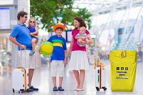 liltourist Kinder Autositz Transporttasche /& Reisetasche Kindersitz Flughafen Gate-Check Tasche ideal f/ür Reisen mit dem Flugzeug