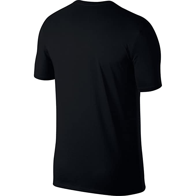 220381ece0aab7 Amazon.com  Jordan Dry Flight Photo Men s Shortsleeve T-Shirt  Black Red White 878382-010 (Size L)  Sports   Outdoors
