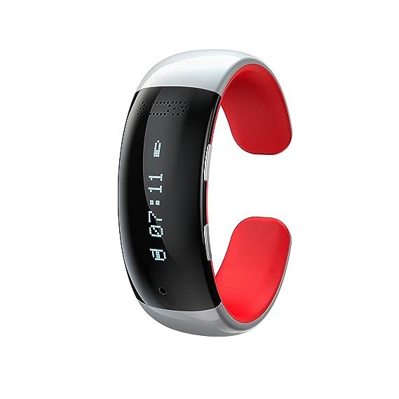 Amazon.com: Mota SmartWatch G2 Lite para iPhone y Android ...
