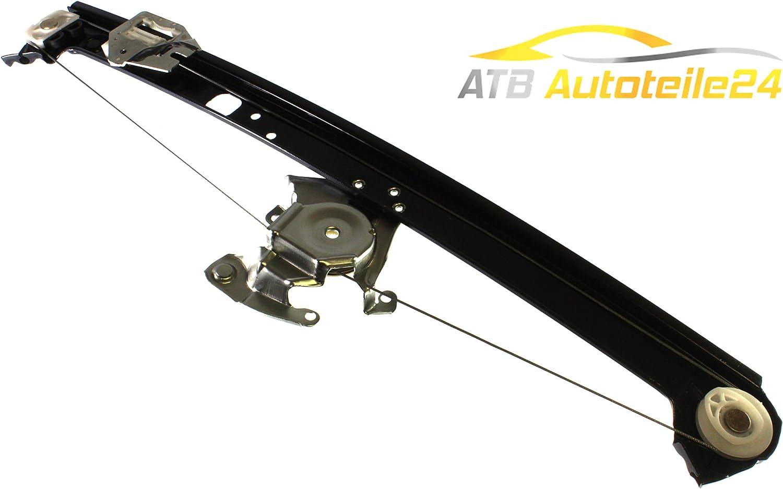 ATB24 Elevalunas Completo para X5 E53 Trasero Derecha 2000-2006 51357125060