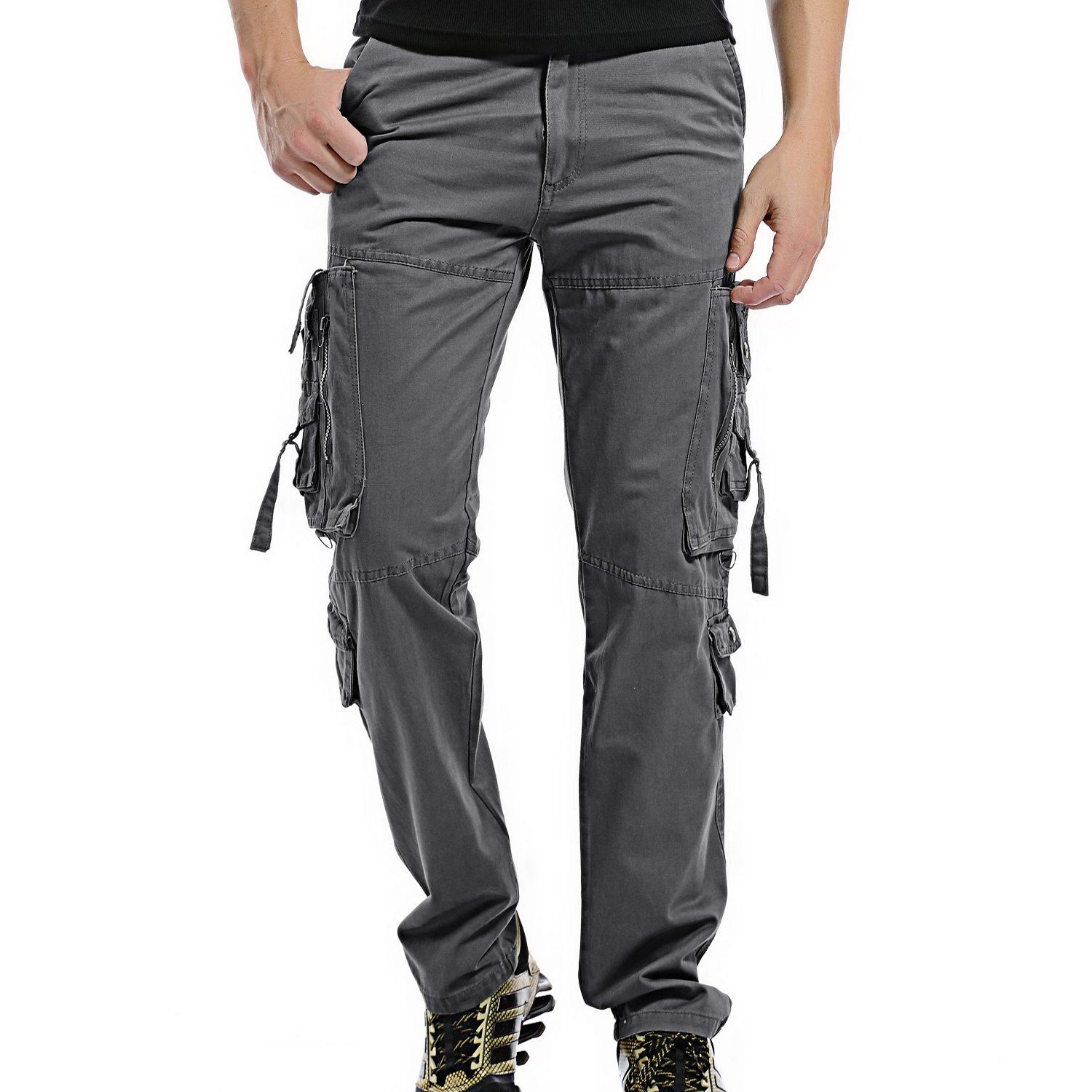 Hycsen Men's Wild Cargo Pants