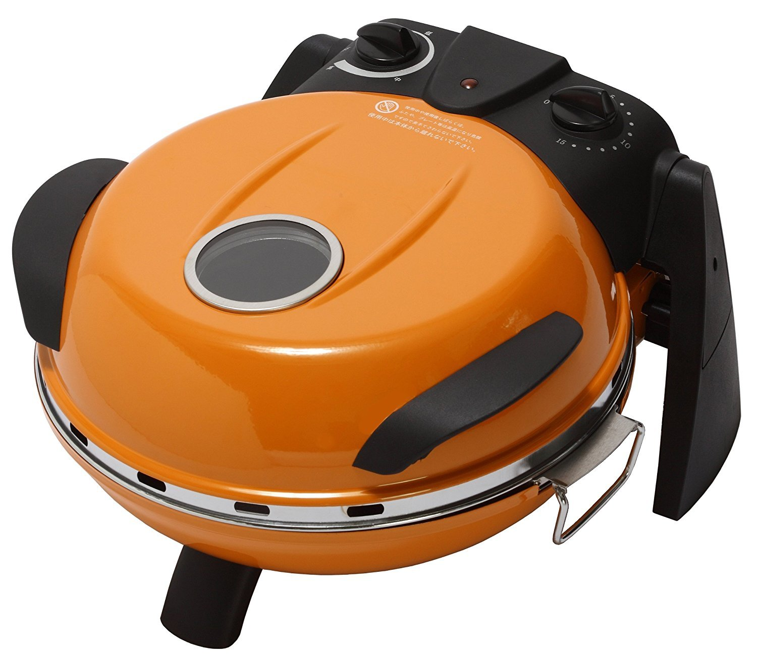 FUKAI Rotary Pizza Roaster Timer Oven Cookware FPM-160