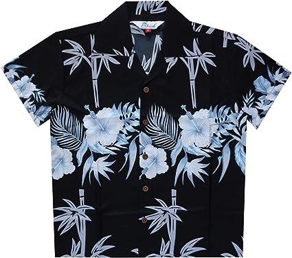 Men/'s Hawaiian Shirt Button Down Casual Holiday Camp Beach Shortsleeve Aloha Tee