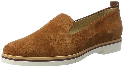 Geox D Janalee a, Mocasines para Mujer, Marrón (BROWNC0013), 36 EU: Amazon.es: Zapatos y complementos