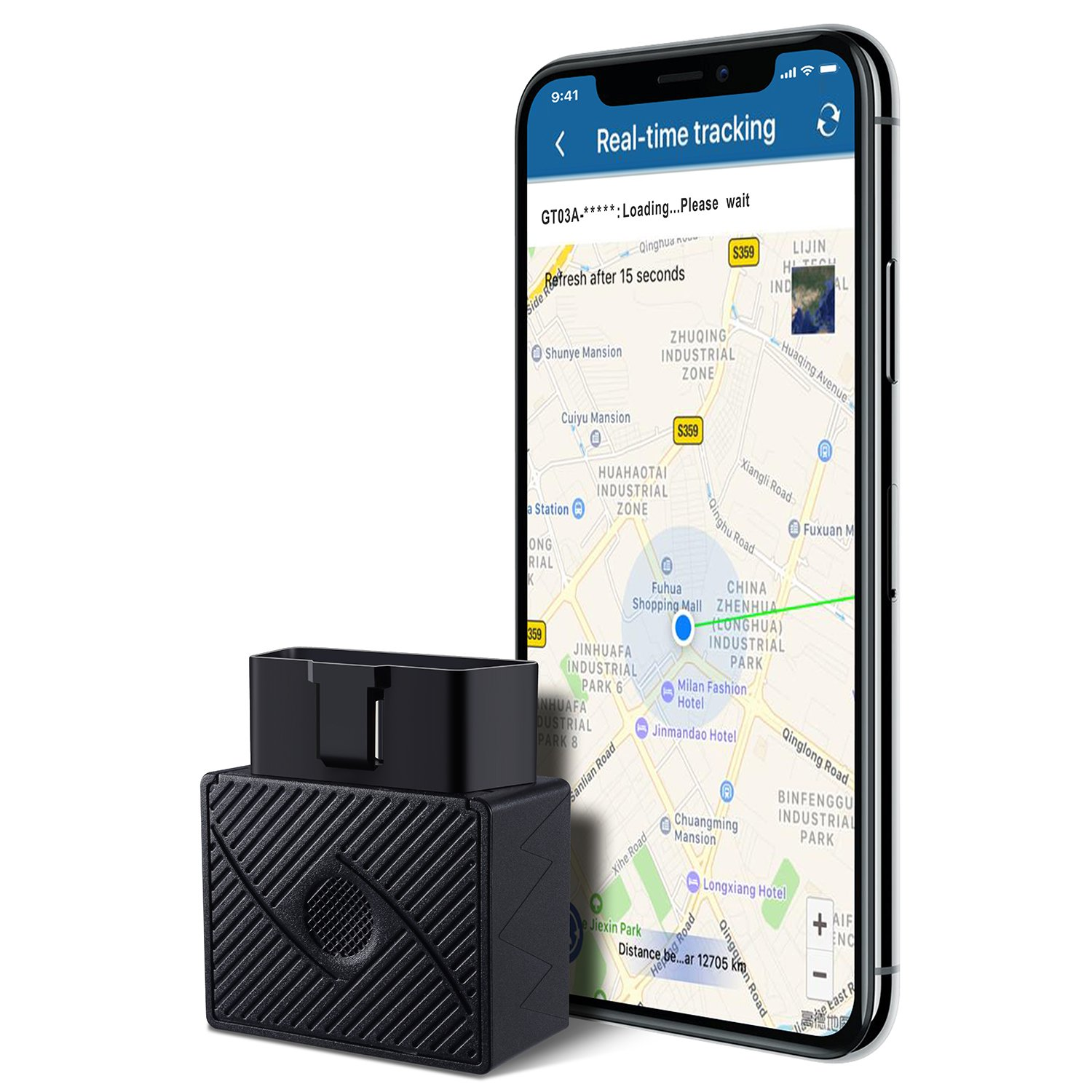 gps tracker willaire no monthly fee obd real tme locator. Black Bedroom Furniture Sets. Home Design Ideas