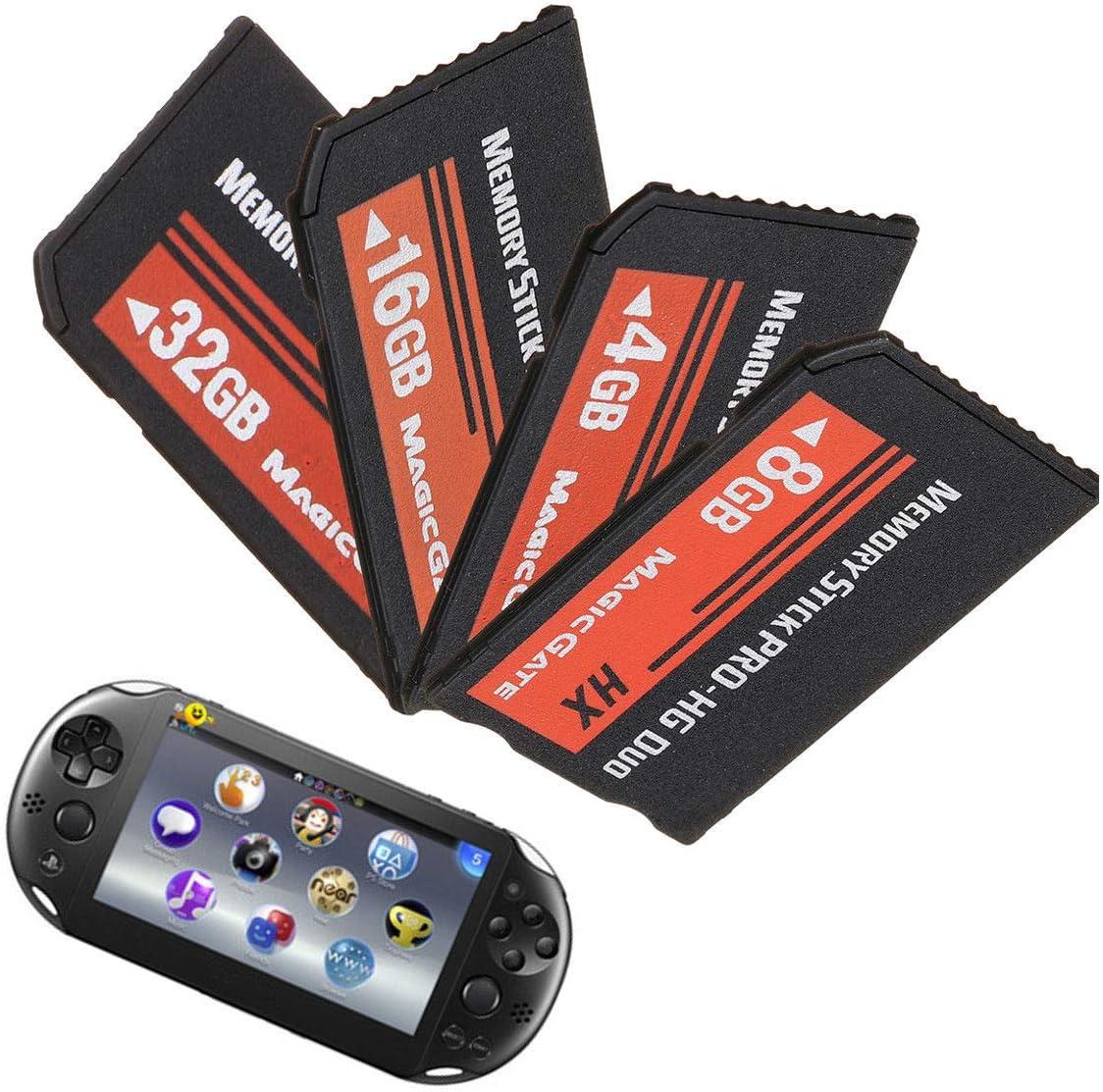 Bestlymood 8 GB Cle USB Ms Pro Duo Hx Flash Carte pour PSP Camera Cybershot