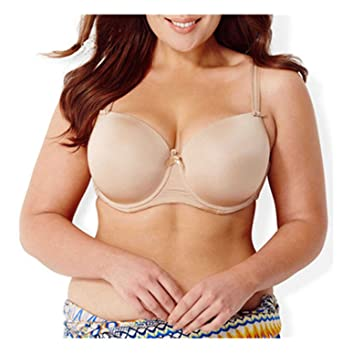 Giles Abbot Basic Comfort Plus Size Bra Bralette Soutien Gorge Push up Bras for Women Khaki