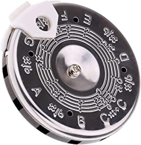 DTTRA PC-C Pitch Pipe 13 Chromatic Tuner C-C Note Selector