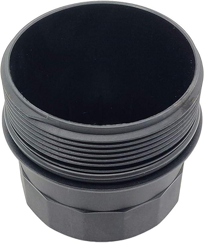 Oil Filter Housing Cap for BMW 545i 550i 645ci 650i 745i 745li 750i 750li 760i 760li X5 N62 N73