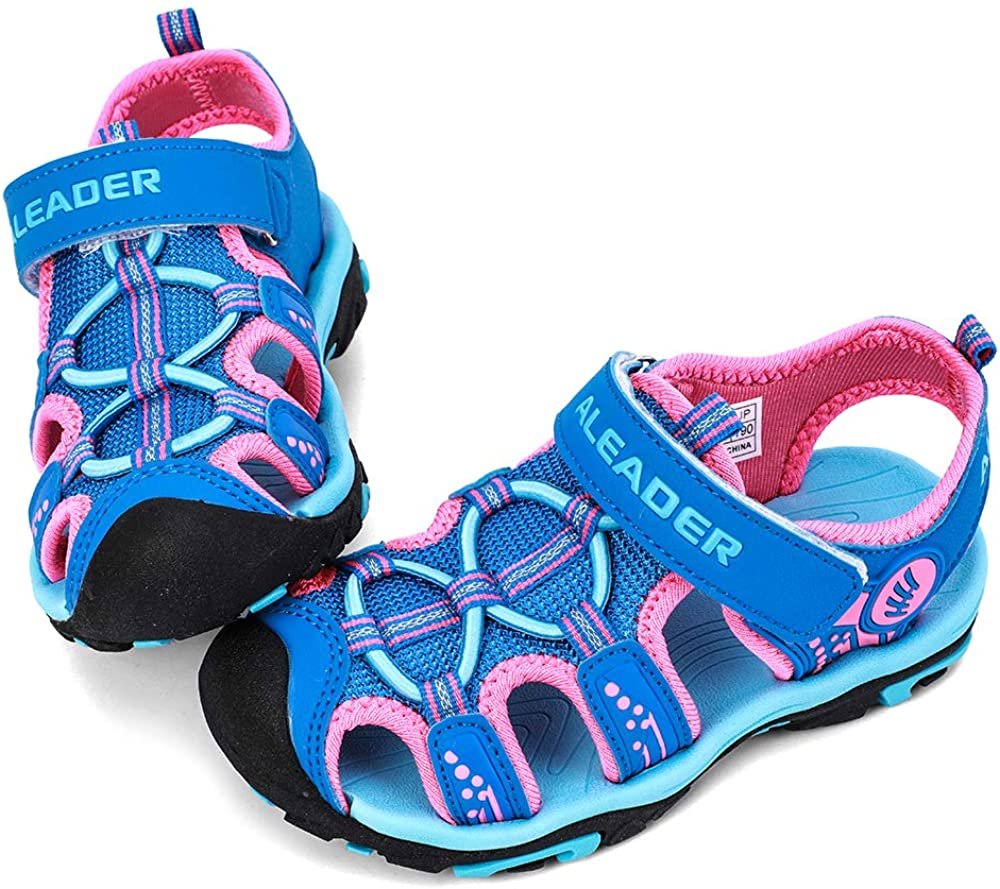 ALEADER Kids Youth Sport Water Hiking Sandals (Toddler/Little Kid/Big Kid)