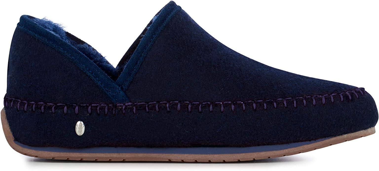 Felted Merino Wool. Ladies Comfortable Slip on Shoes Slippers by Emu Australia