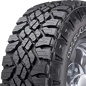 All Weather Tire >> Amazon Com Goodyear Wrangler Duratrac All Weather Tires